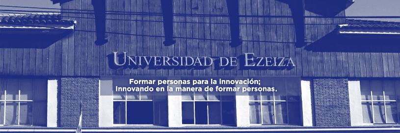 Universidad Provincial de Ezeiza's official Twitter account