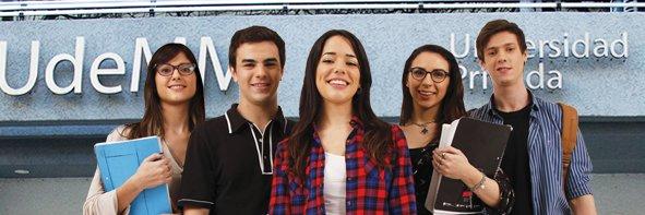 Universidad de la Marina Mercante's official Twitter account