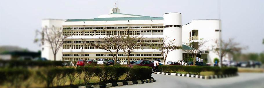 University of Abuja's official Twitter account