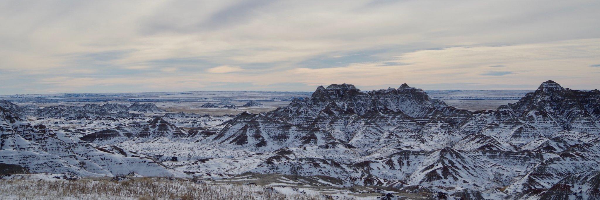 Badlands Natl Park