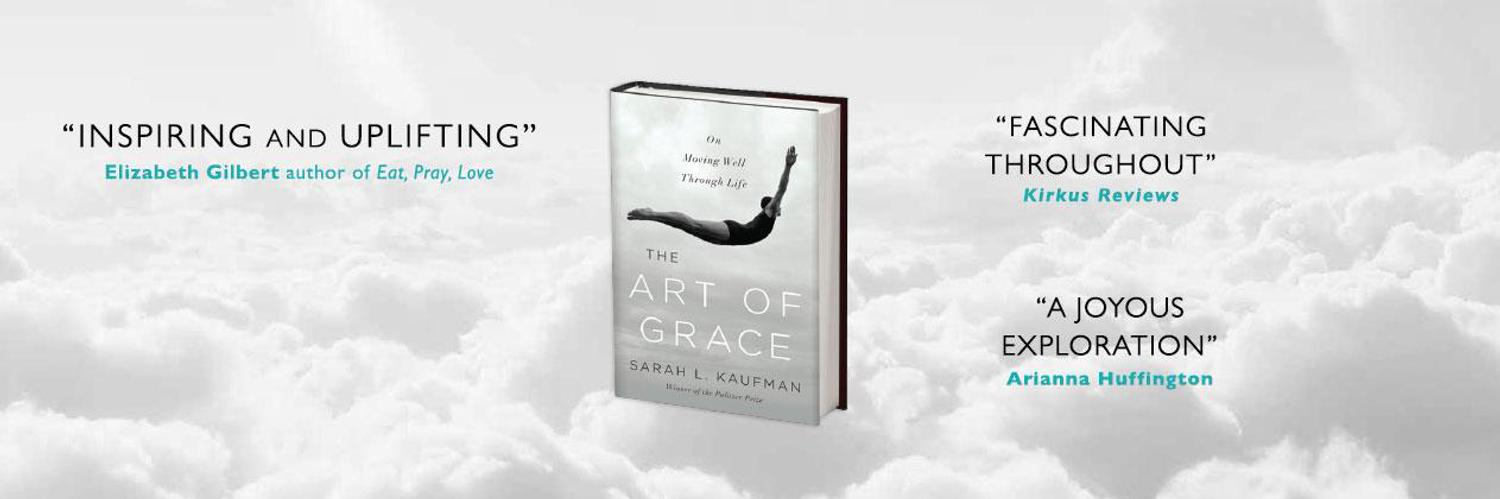 Washington Post critic, author of THE ART OF GRACE, Barnes & Noble Great New Writers pick, & Nieman Fellow Class of 2021 SarahLKaufman.com bit.ly/2vfFD6I