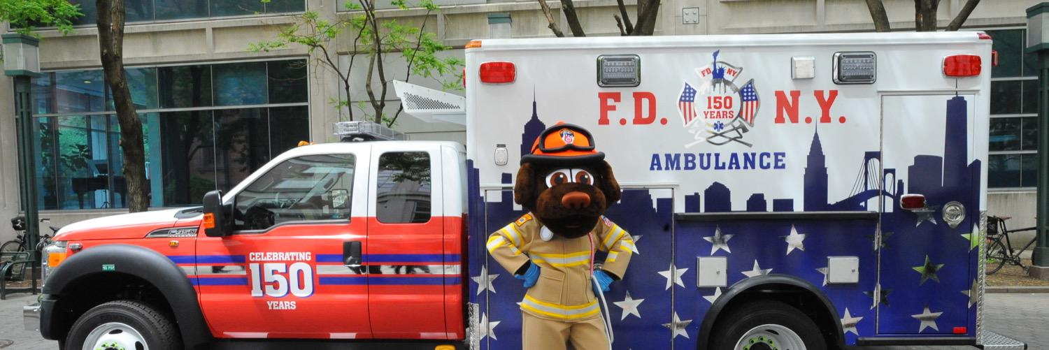 Be #FDNYSmart About the Lifesaving AED. In this episode of the FDNY Smart Podcast for kids, Host EMT Sarah McShane… https://t.co/IvG6PKyf7P