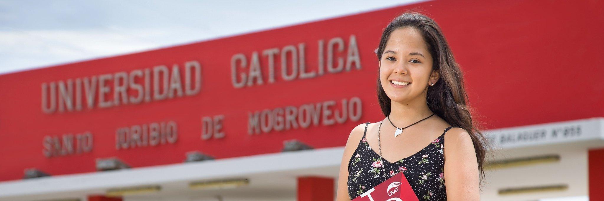Universidad Católica Santo Toribio de Mogrovejo's official Twitter account