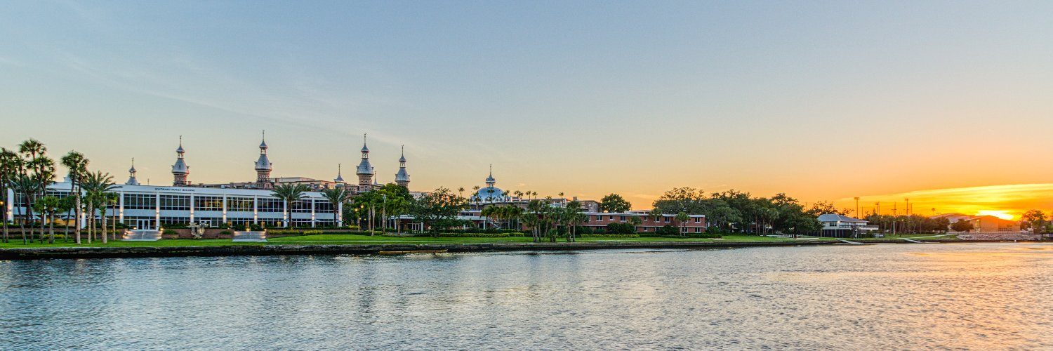 The University of Tampa's official Twitter account