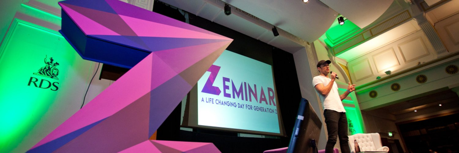 #Wellbeing & #Education mvmt for #GenZ hosting the biggest & most inclusive youth events in Ireland - Sept 29-Oct 1, 2020. #Zeminar 👉 bit.ly/Zeminar2019