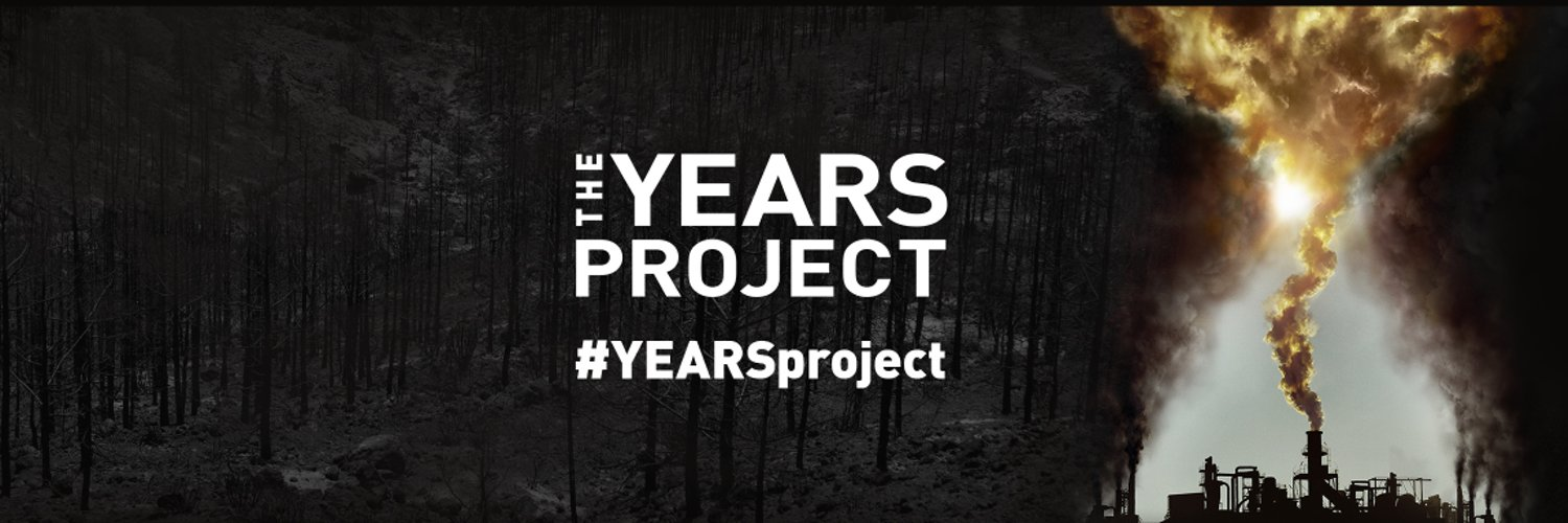 OUR MISSION: Harness the power of story to compel action on the climate crisis. #YEARSproject