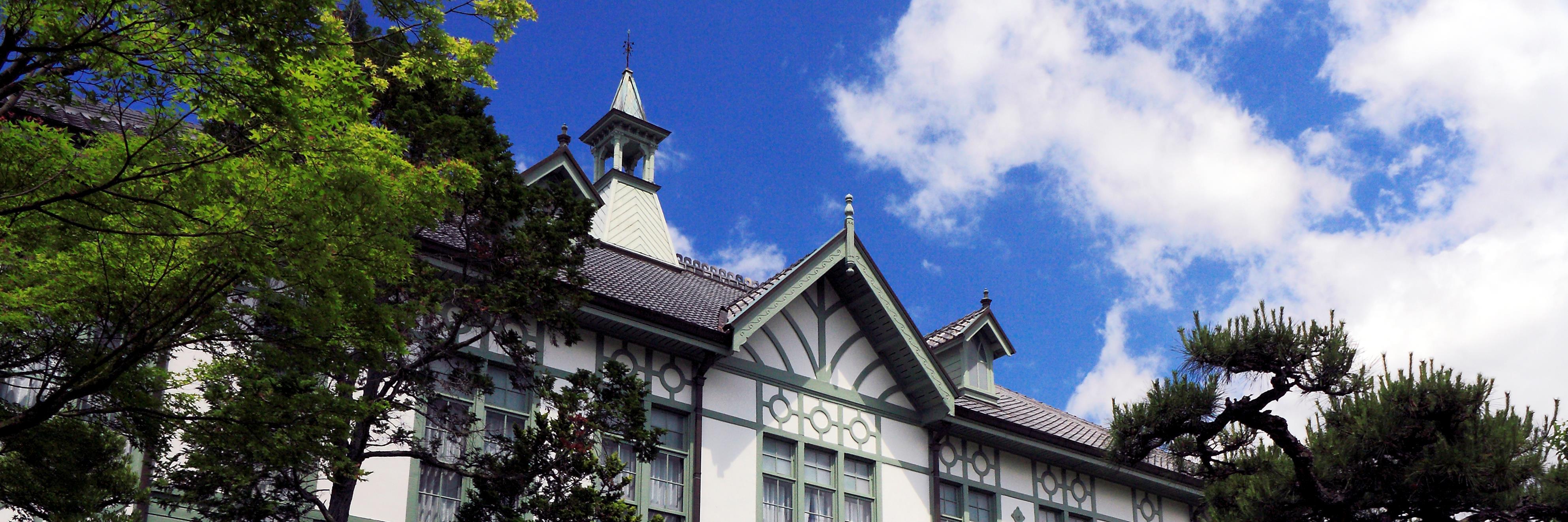 Nara Women's University's official Twitter account