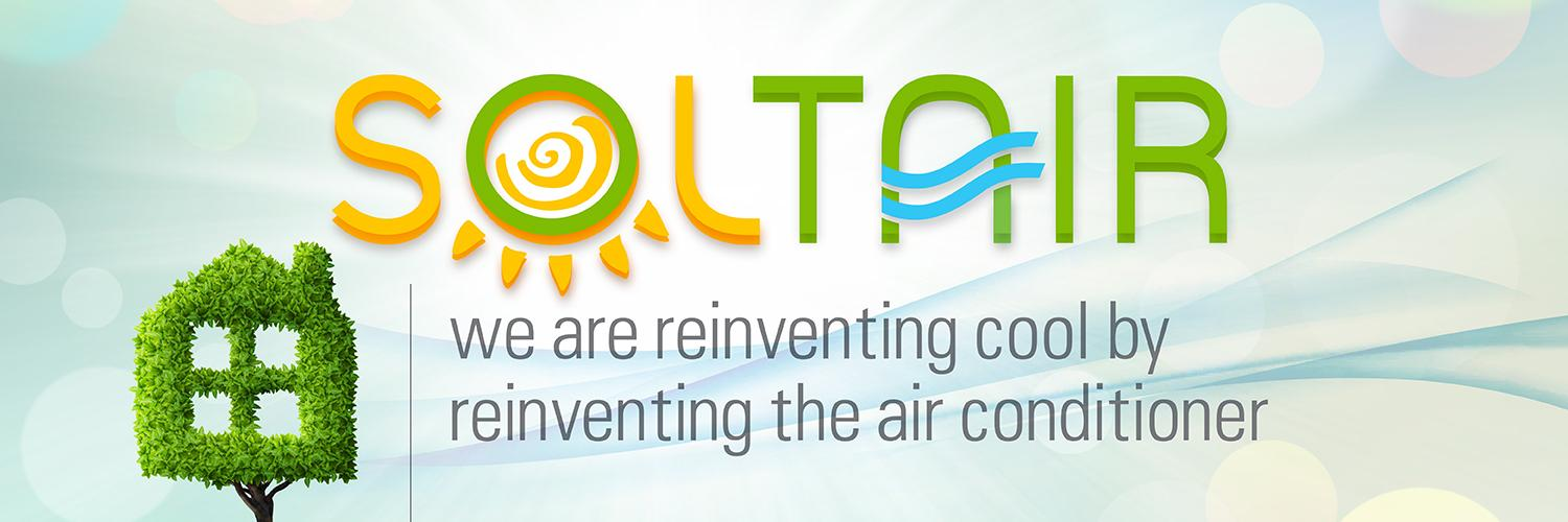 Founder of Soltair, Solar Turbine Powered Air Conditioner/Heating and Hot Water System,#REINVENTING COOL #REINVENTING THE AIR CONDITIONER #GreenNewDeal #Climate