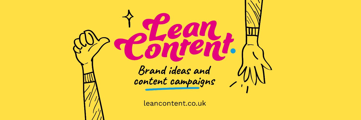 B2B copywriter, no-guilt mum. Ask me about content marketing or bring me food. 😁 | Founder of @LeanContent_ | Based in Bristol