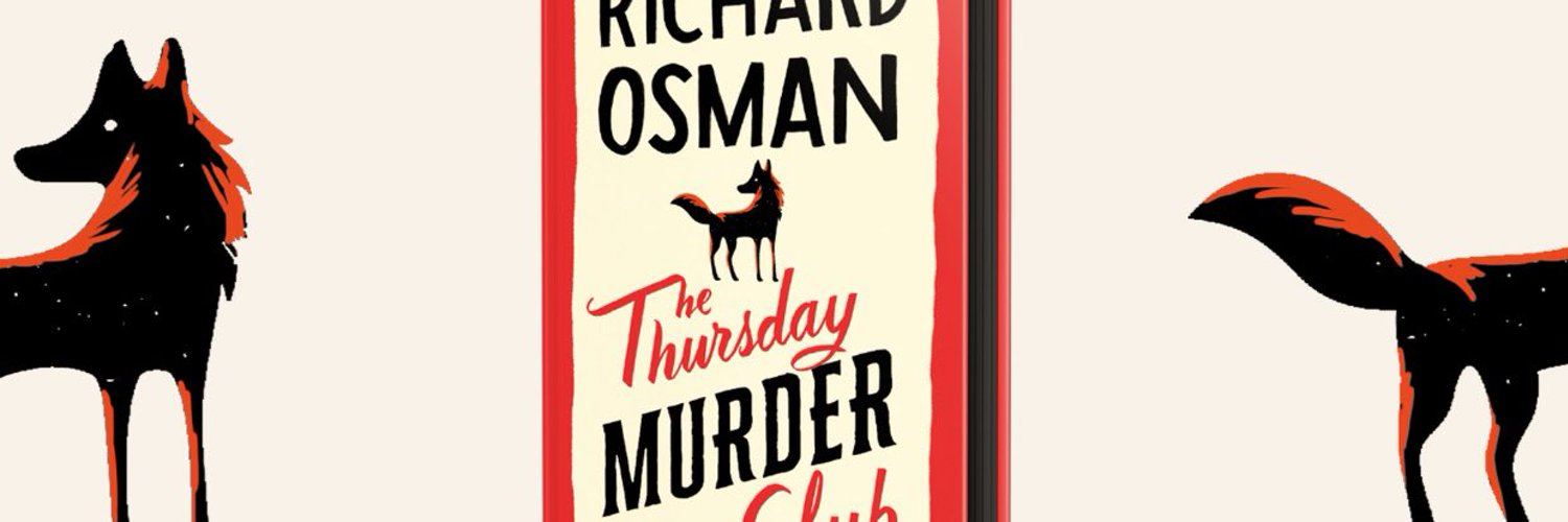 You know, that guy from that thing. You can order 'The Thursday Murder Club' here linktr.ee/richardosman1 Agent enquiries to OsmanInfo21@gmail.com