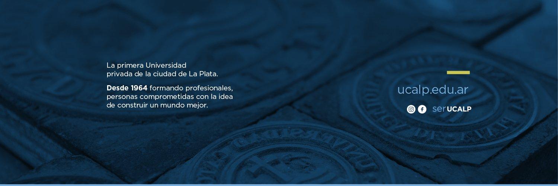Universidad Católica de La Plata's official Twitter account