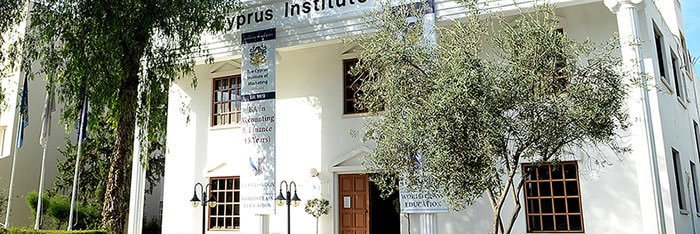 The Cyprus Institute of Marketing's official Twitter account