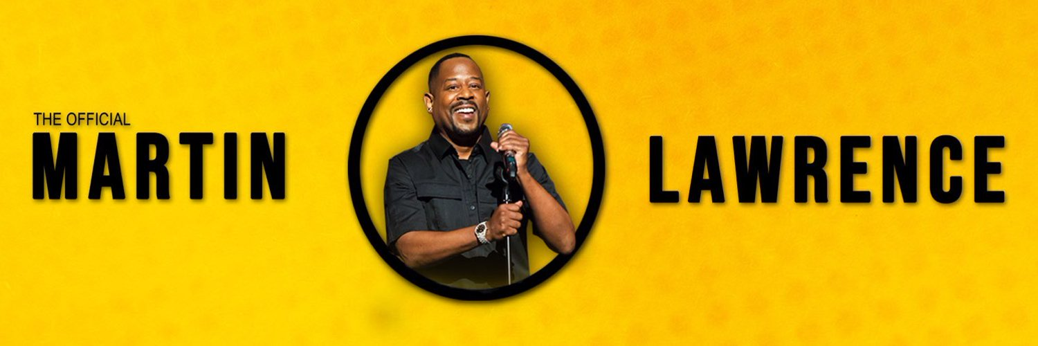 The official twitter for ya boy Martin Lawrence!