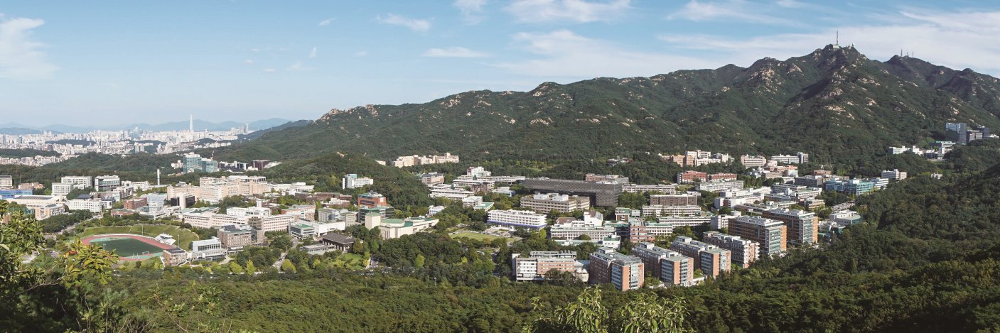 Seoul National University's official Twitter account