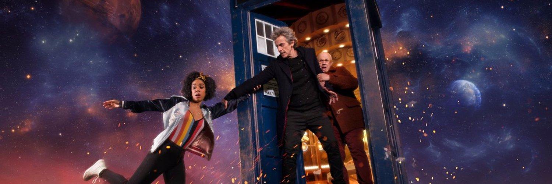 Le moment où le Dalek qui tombe du bateau en gueulant 'Yarrgh' est vraiment hilarant aussi. 😂#DoctorWho #TheChase