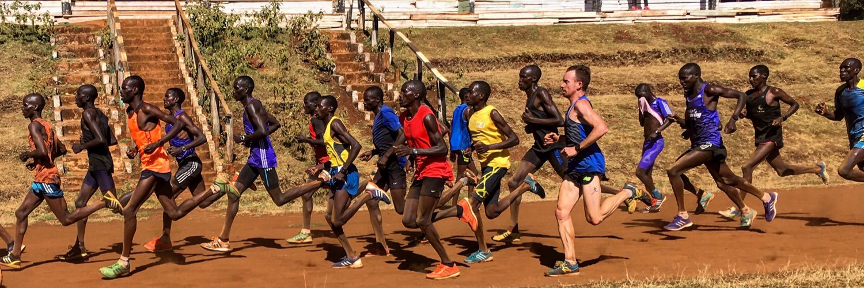 And kilometres to go before I sleep. Olympic Marathoner #hamont