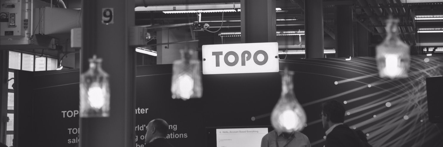 VP of Research of TOPO, a research and advisory firm that helps the world's best companies grow faster. Learn more at topohq.com