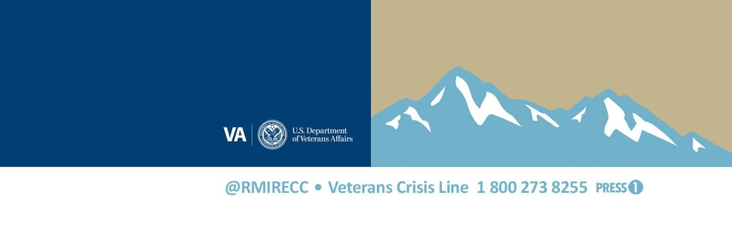 The mission of the Rocky Mountain MIRECC is to #PreventVetSuicide #Veterans #SuicidePrevention. VHA Twitter Policy: go.usa.gov/y7l