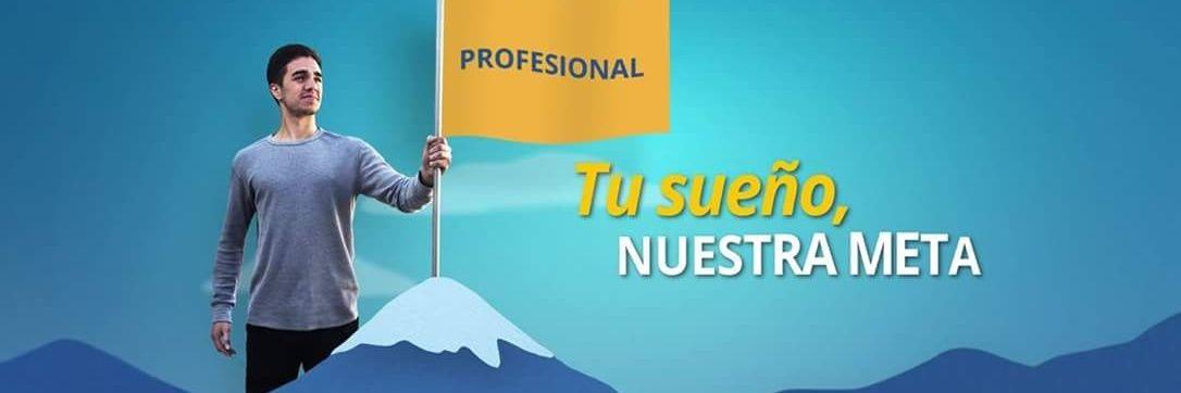 Universidad del Aconcagua's official Twitter account