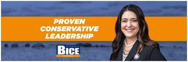 Stephanie Bice Profile Banner