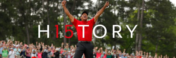 Tiger Woods Profile Banner