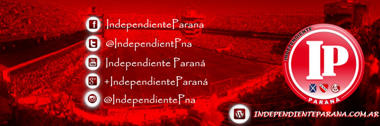 """Independiente Paraná on Twitter: """"Vía la página oficial del Club Atlético Independiente http://t.co/EtR3Rv3FQC"""""""