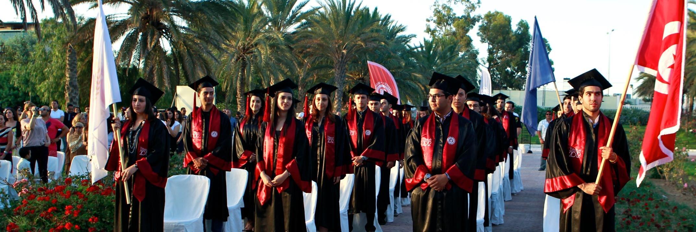 Université Tunis Carthage's official Twitter account