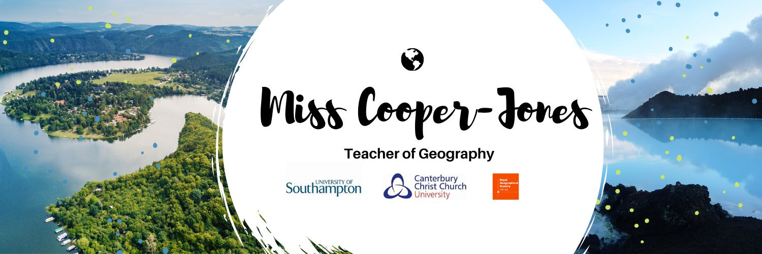 Kent Geography NQT 2020/21 🗺️ RGS Scholar 2019/20▪️ 1st BSSc Population and Geography @UniSouthampton 🎓 ECGeogNetwork Ambassador 🌍 Routes peer reviewer 📚