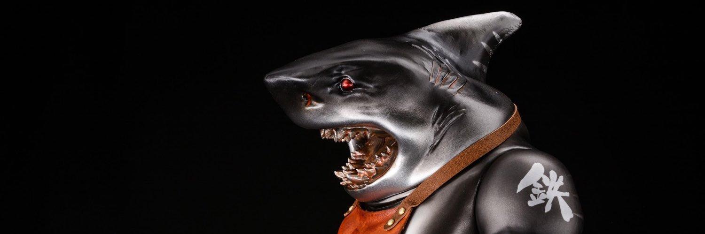 2月18日に開催されますワンフェス2018冬に参加します。 ディーラー名『Momoco Studio』 卓番号【5-20-02】です。 ・Shark Papa¥12000 よろしくお願いいたします。 Shark Papa wil… https://t.co/w5zOLKCnqH