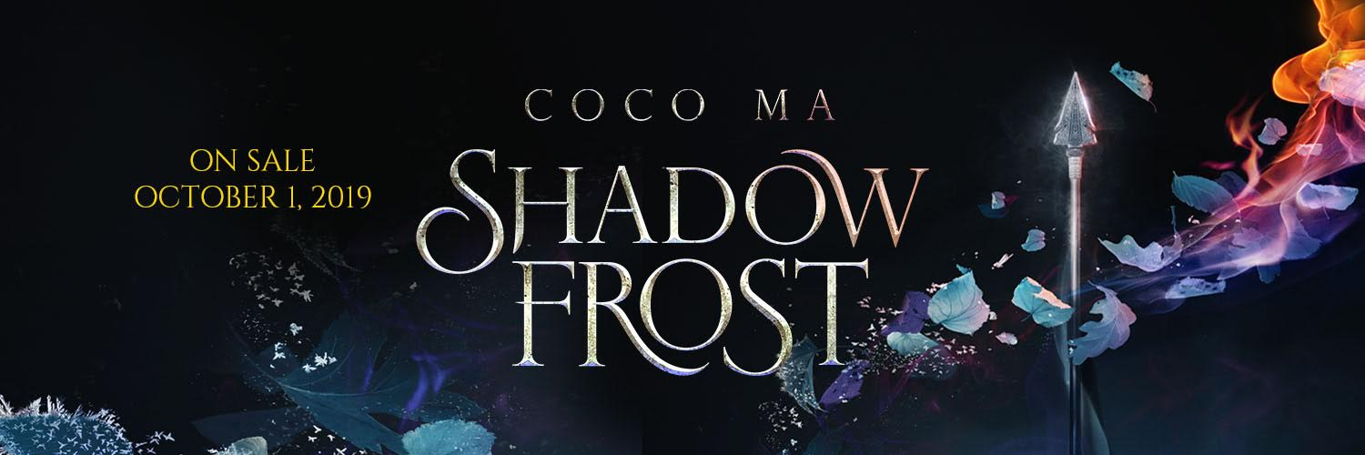 19-year-old Author of 🔥 SHADOW FROST ❄️ ORDER NOW!!! 💙Links & more in description! 💙 Twitter for updates only. | To contact, find me on insta: @cakeforcoco