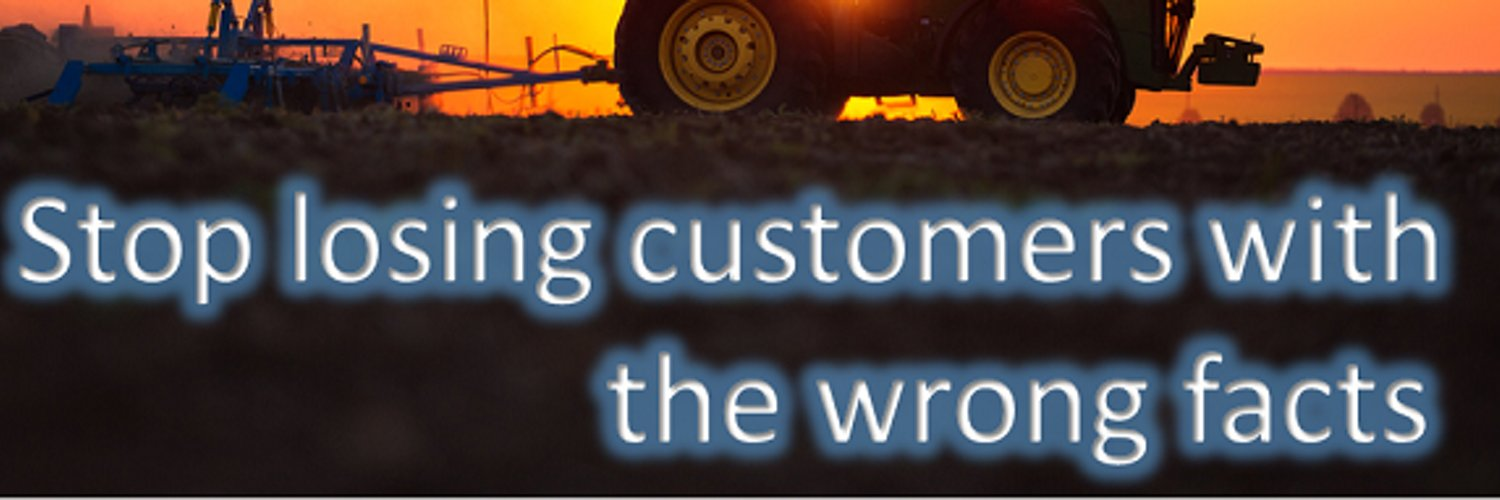 Jan Johnson, Millennium Research Inc., works with ag companies to understand customer needs and grow sales and profits. Subscribe: eepurl.com/cFCk05