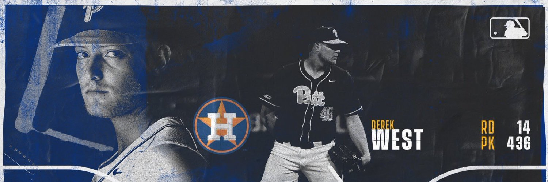 Pitcher in the Houston Astros Organization | Pitt Baseball Alum