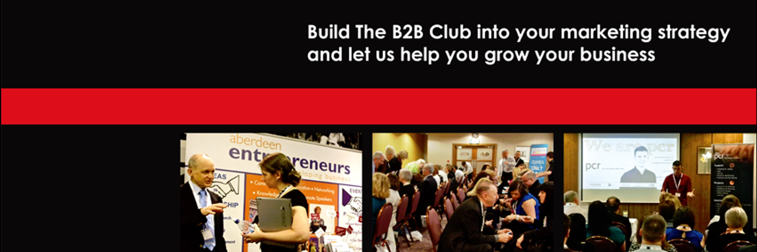 The B2B Club is rapidly growing membership organisation providing tools and support for businesses looking to network, learn and grow.