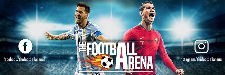 The Football Arena (@thefootyarena) on Twitter banner 2015-07-10 10:40:09