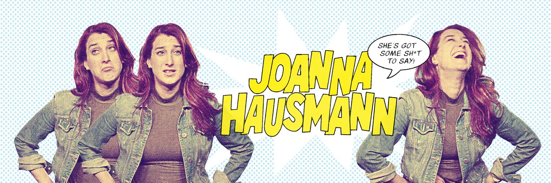 Comedian. TV Writer. Venezuelan Youtube Person. #JoannaRants. On @ComedyCentral & @Netflix's Bill Nye show. Monster voices for @Disney & @Pixar. Weirdo.