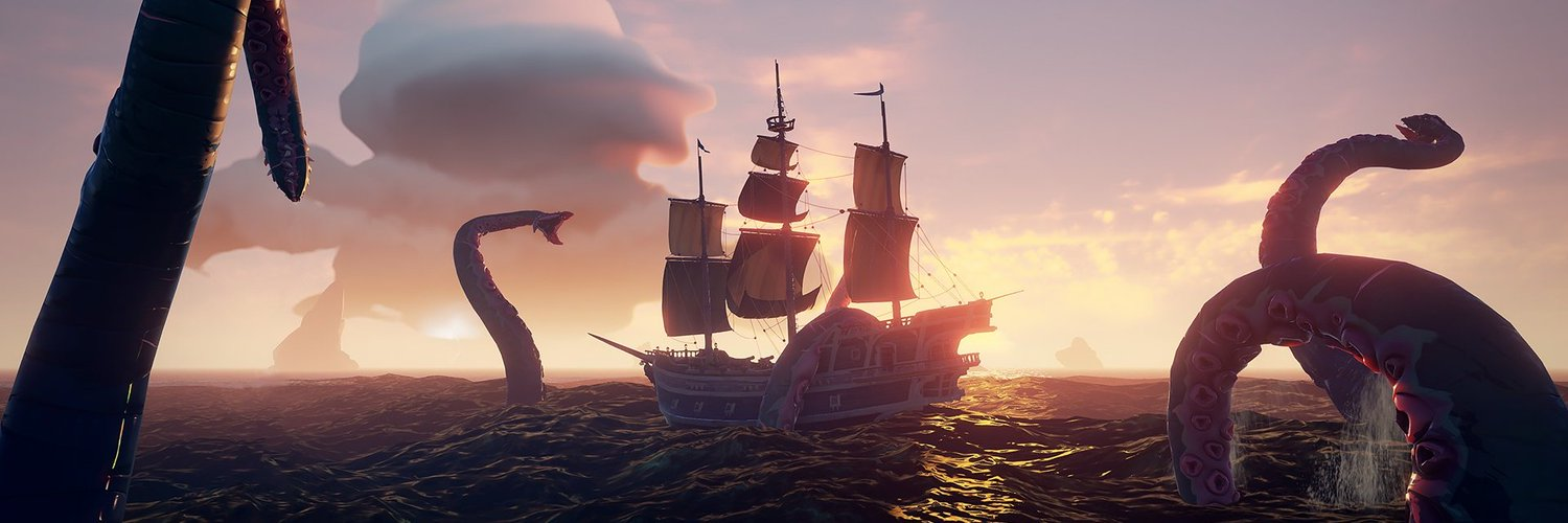Official Twitter account for @RareLtd's Xbox One and Windows 10 exclusive #SeaOfThieves - out now!