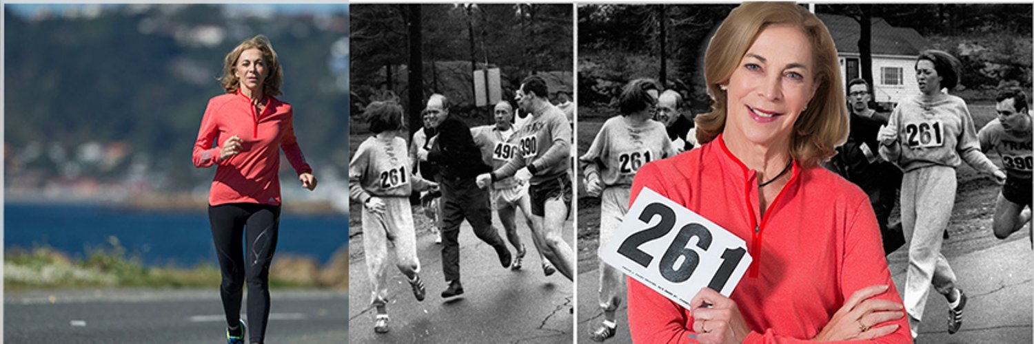Kathrine Switzer changed forever the face of sports, health and opportunities for women around the world. Photo by Boston Herald.