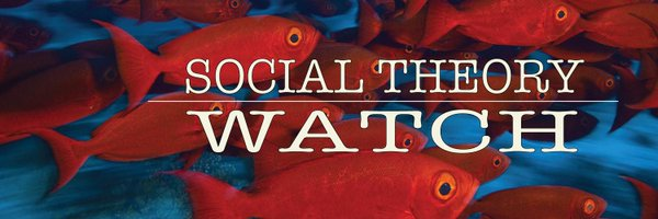 Social Theory Watch Profile Banner