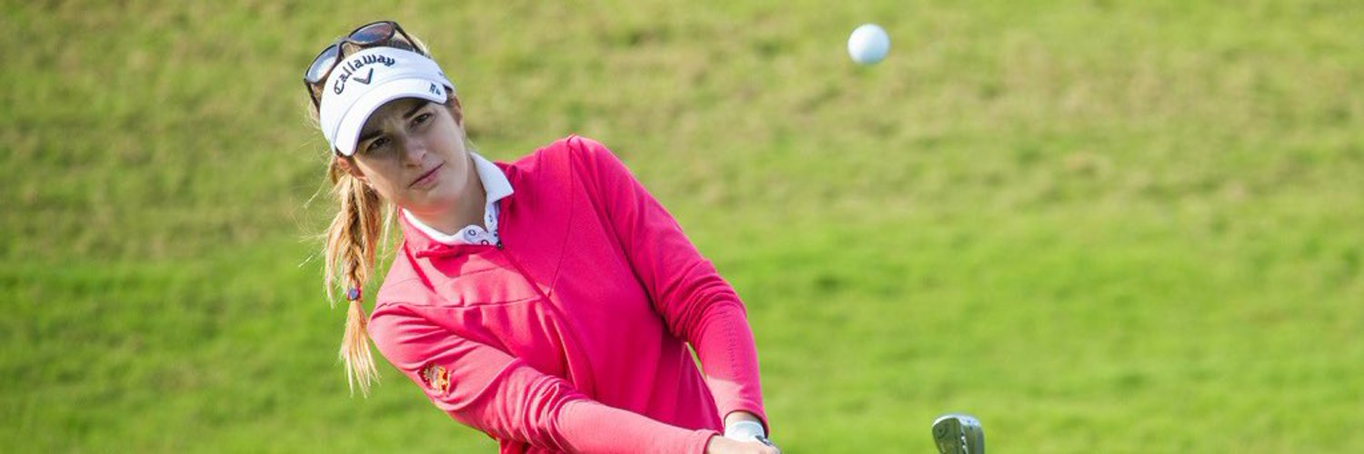 Our second partner team for the dowglbi LPGA tournament includes @lunasobron and Maria Torres! Both rookies in 2018, we are excited to watch these young women compete @ Midland Country Club instagram.com/p/Bz0ce53lArE/…