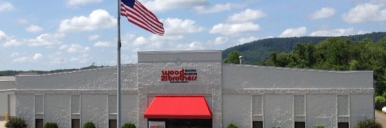 Wood Brothers Racing (@woodbrothers21) on Twitter banner 2009-04-21 12:27:13