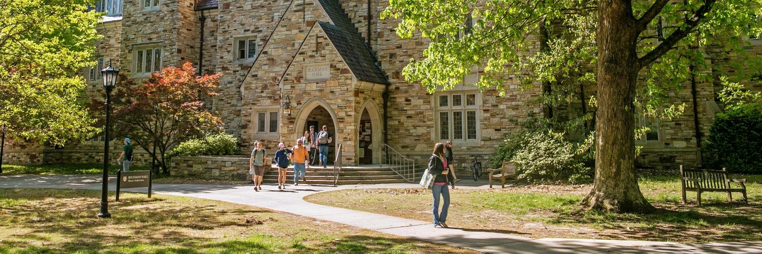 Rhodes College's official Twitter account