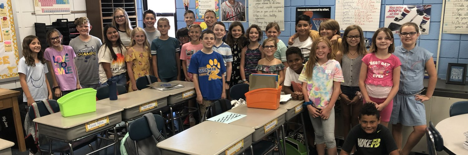 Today is Year #35 of the @seckmanES MOCTM Math Competition! Here are our 5th graders competing in Number Sense!… https://t.co/jd20uGlXhy