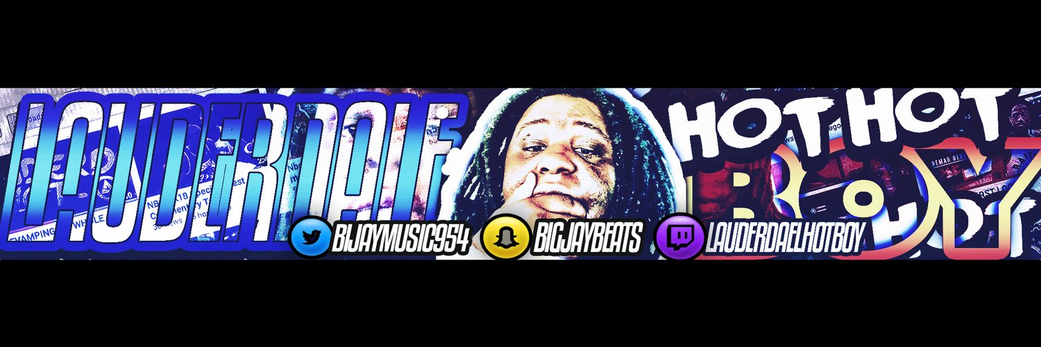 producer/Youtuber also Twitch streamer check me out on twitch for some fire content