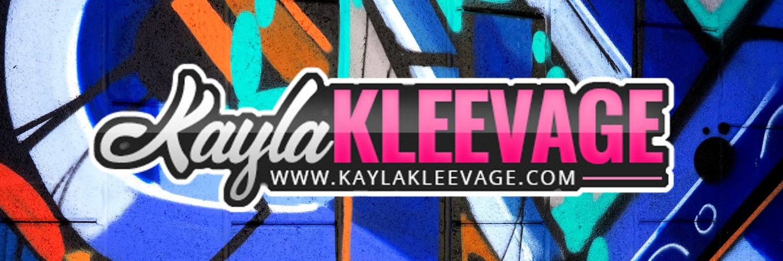 Kayla Kleevage⭐️⭐️⭐️⭐️⭐️ (@KaylaKleevage) on Twitter banner 2009-04-21 20:48:22