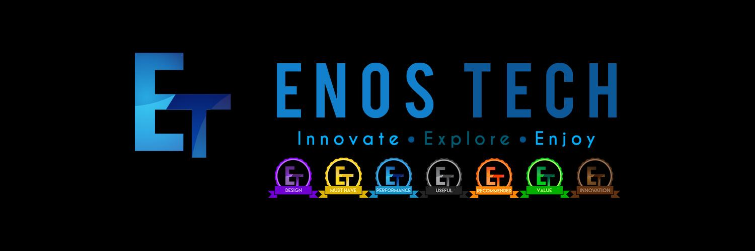 Tech news and Reviews - Follow us on all our channels streamerlinks.com/EnosTech - Contact@EnosTech.com