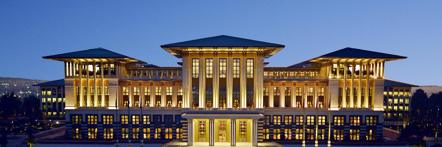 Türkischen Präsidialamtes