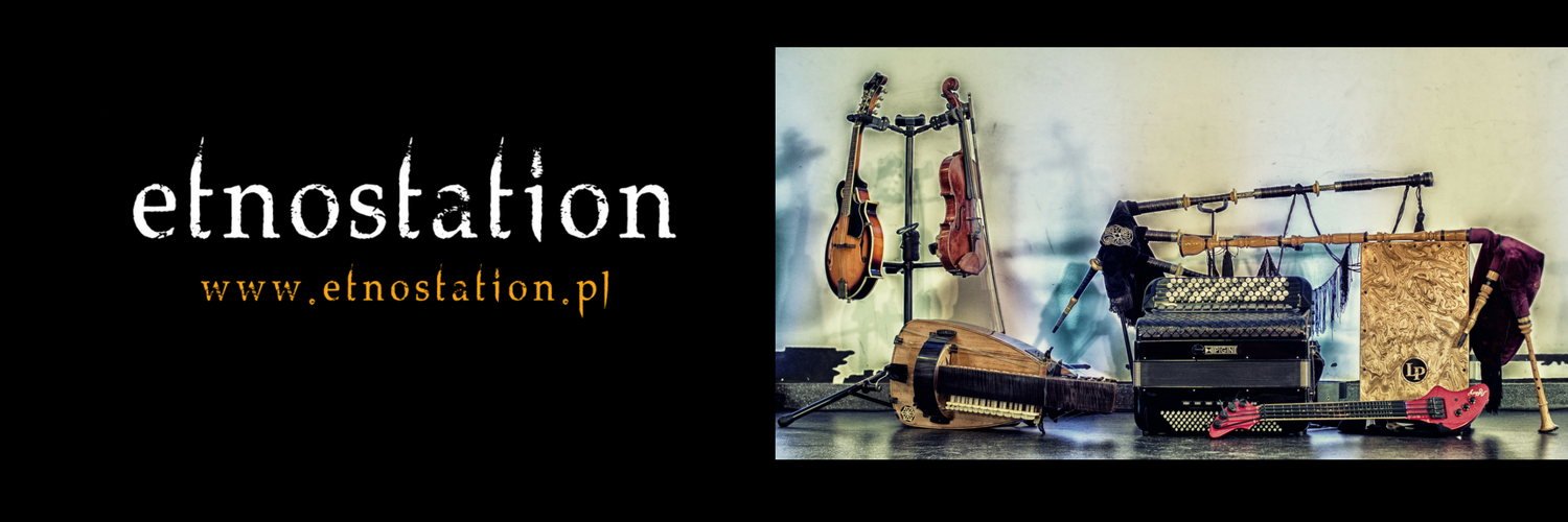 Modern ethnic music with bagpipes, bass lute, violin, accordion & drums... Inspired by Celtic, Mongolian and Polish folklore. 🎶 etnostation.pl/listen
