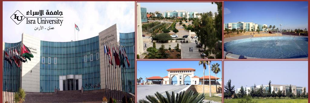 Isra University's official Twitter account