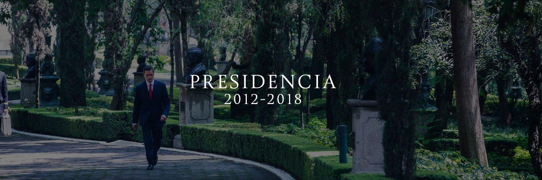 Presidencia EPN 2012-2018