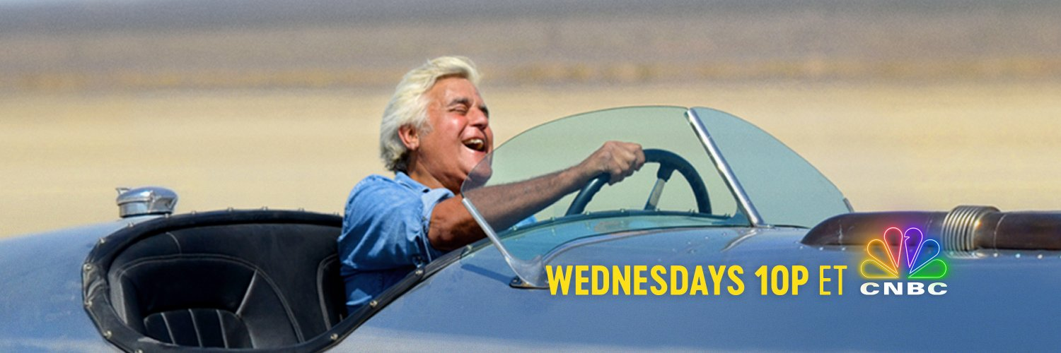The official Twitter for Jay Leno! Watch my show @LenosGarage Wednesdays at 10p ET on CNBC. Check out weekly videos on YouTube: youtube.com/JayLenosGarage